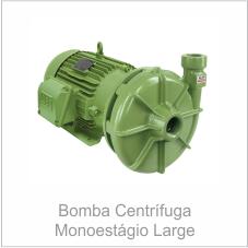 Bomba Centrífuga Monoestágio Large