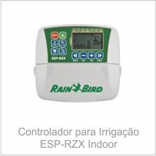 Controlador para Irrigação ESP-RZX Indoor