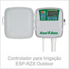 Controlador para Irrigação ESP-RZX Outdoor