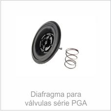 Diafragma para válvulas série PGA