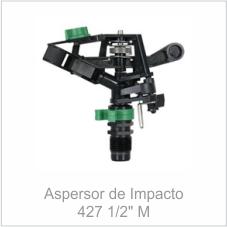 """Aspersor de Impacto 427 1/2"""" M"""