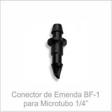 Conector de Emenda BF-1 para Microtubo 1-4''