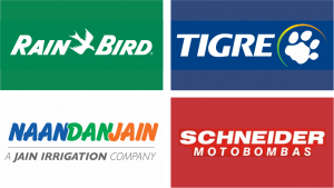 Rain Bird , Tigre, NaanDanJain, Schneider