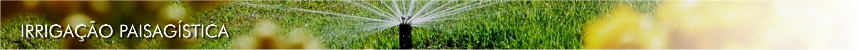 Serviços - Irrigação Paisagística