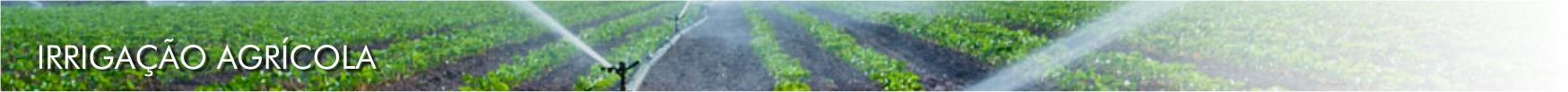 Serviços - Irrigação em Agrícola
