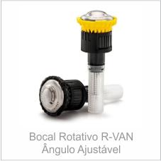 Bocal Rotativo R-VAN Ângulo ajustável