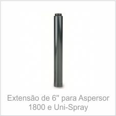 Extensão de 6'' para Aspersor 1800 e Uni-spray