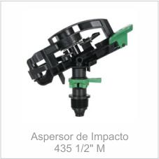 """Aspersor de Impacto 435 1/2"""" M"""