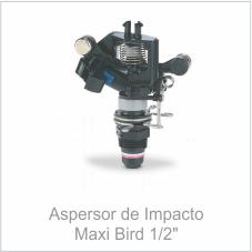 "Aspersor de Impacto Maxi Bird 1/2"""
