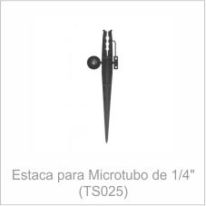 "Estaca para Microtubo de 1/4"" (TS025)"