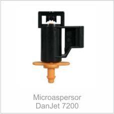 Microaspersor DanJet 7200