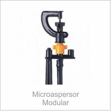 Microaspersor Modular