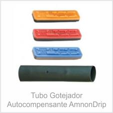 Tubo Gotejador Autocompensante AmnonDrip