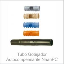 Tubo Gotejador Autocompensante NaanPC