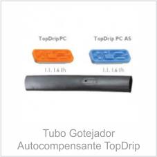 Tubo Gotejador Autocompensante TopDrip