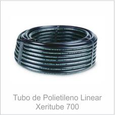 Tubo de Polietileno Linear Xeritube 700