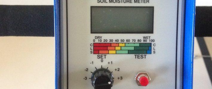 Sonda para medição de umidade